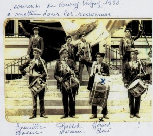 conscrits 1932